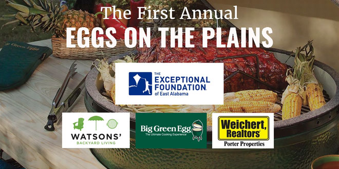 Eggs On The Plains